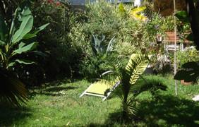 jardin location vacance villa Pornichet