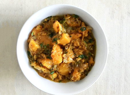 Koloo — Sweet and Sour Pumpkin