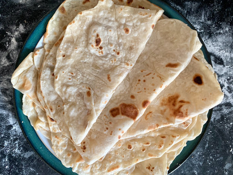 Roti — Indian Flatbreads