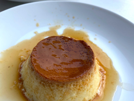 Pateeli — Crème Caramel