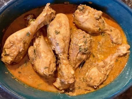 GUEST FEATURE — Auntie Soosan's Sri Lankan Chicken Kari