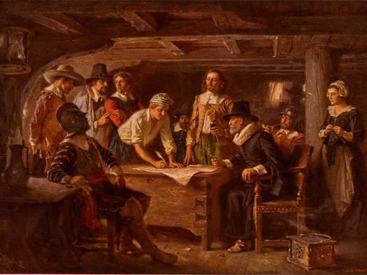 A new book brings the Mayflower Compact Signers to life
