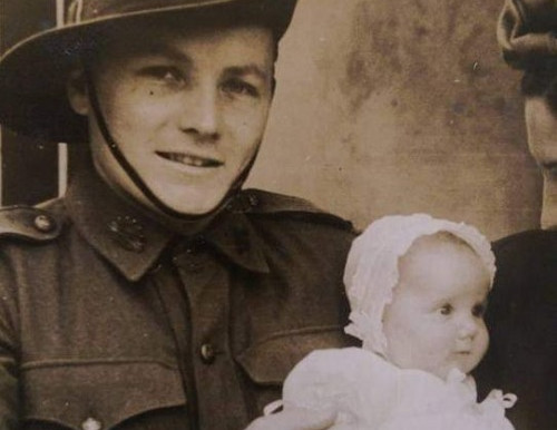 Milton's story: From school teacher to front-line soldier
