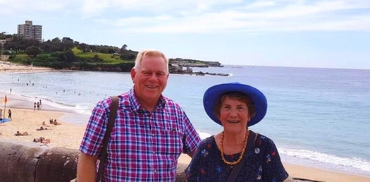 Mayflower descendants now live all over Australia, from Coogee Beach in the East (pictured) …