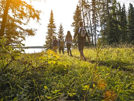 Fünf wunderbare Sommerwanderungen in Saskatchewan