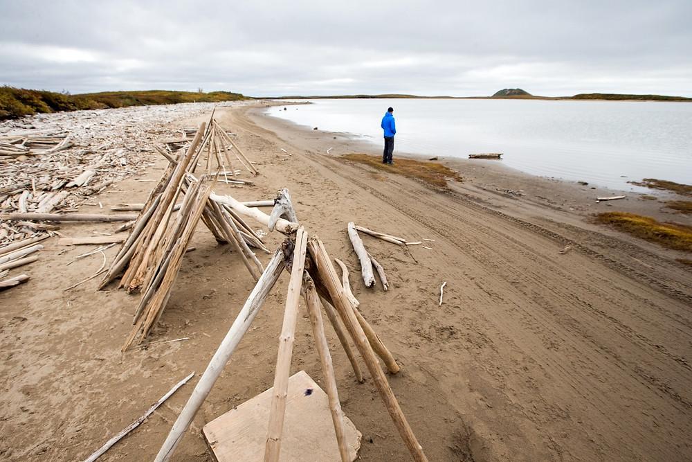 Western Arctic, Northwest Territories, Tuktoyaktuk