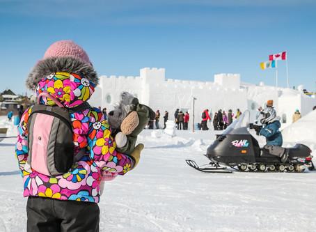 Pressemeldung: Hoch lebe der Winter, hoch lebe der Schneekönig!
