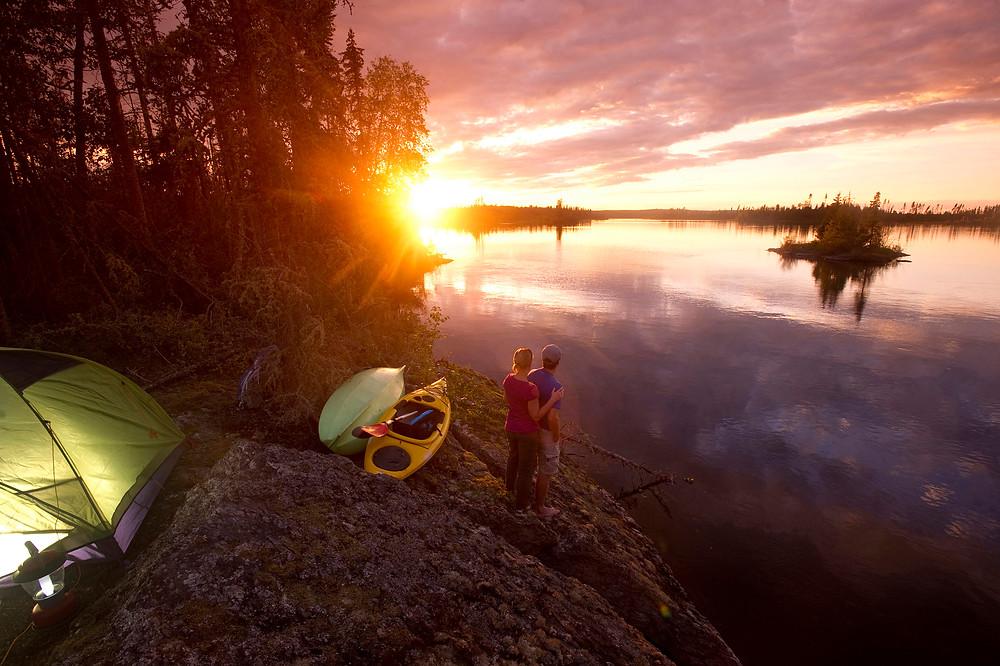 Lac La Ronge Provincial Park Saskatchewan