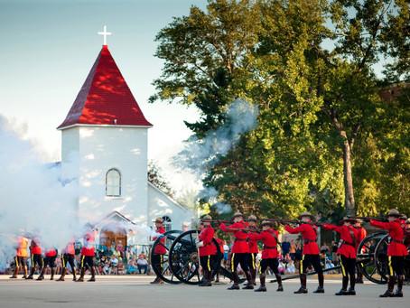 Heimat der Mounties: Saskatchewan, Kinderstube der sympathischen Botschafter Kanadas