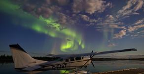 Aurora Borealis in den Northwest Territories: Klassiker im Winter – Geheimtipp im Sommer!