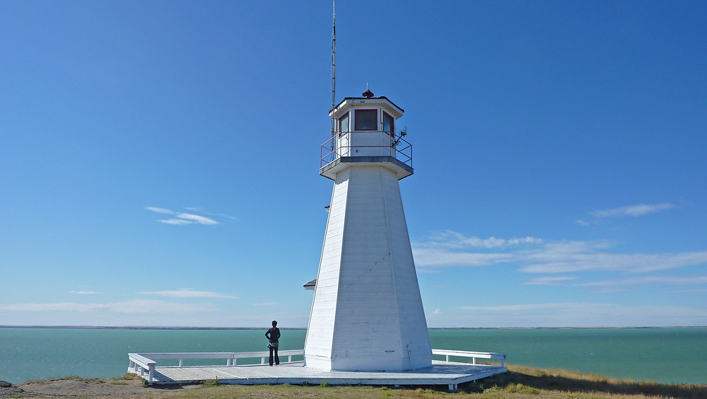Cochin Lighthouse Saskatchewan Leuchtturm