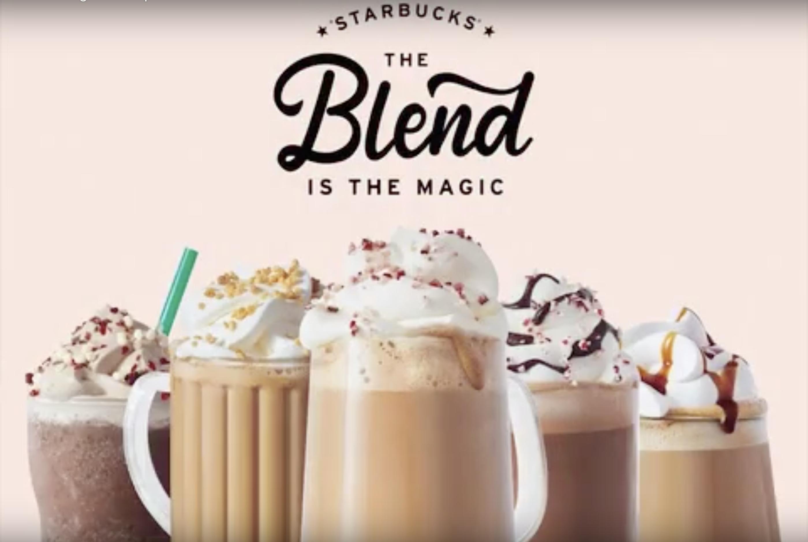 Starbucks Christmas 2018 (Thailand)
