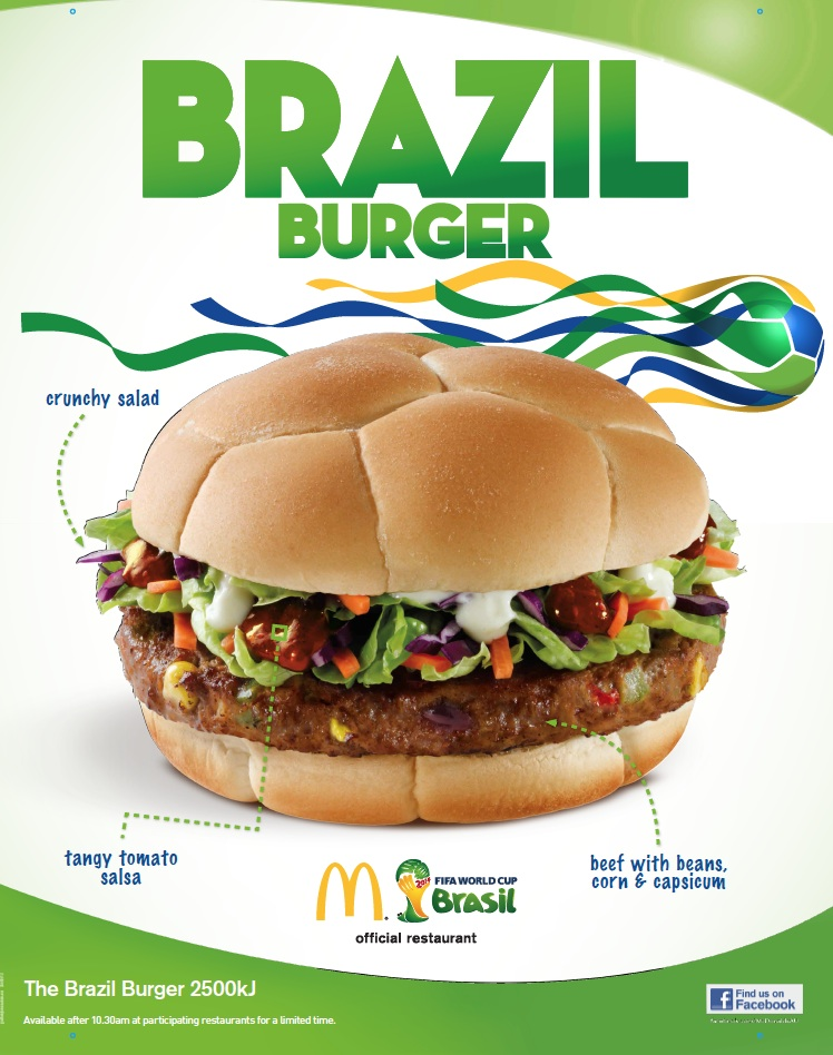McDonalds FIFA World Cup Fiesta