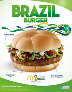 McDonalds FIFA World Cup Fiesta