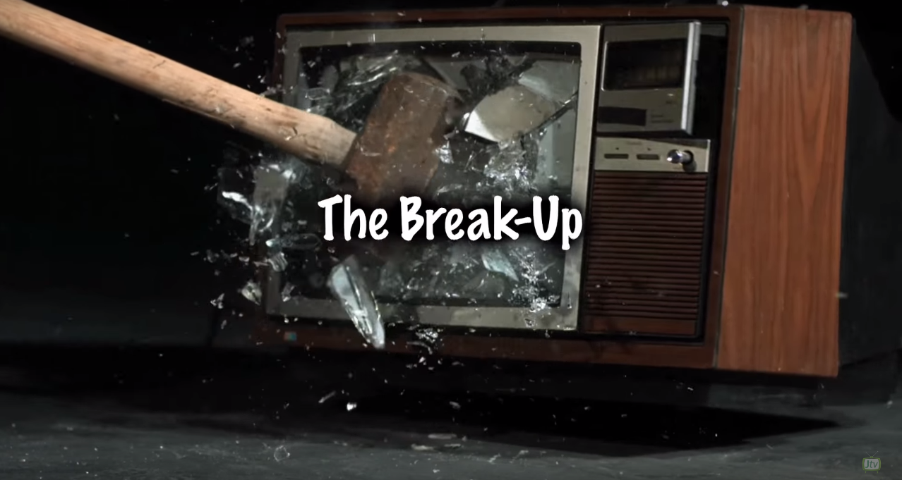 Black Humor - The Break Up