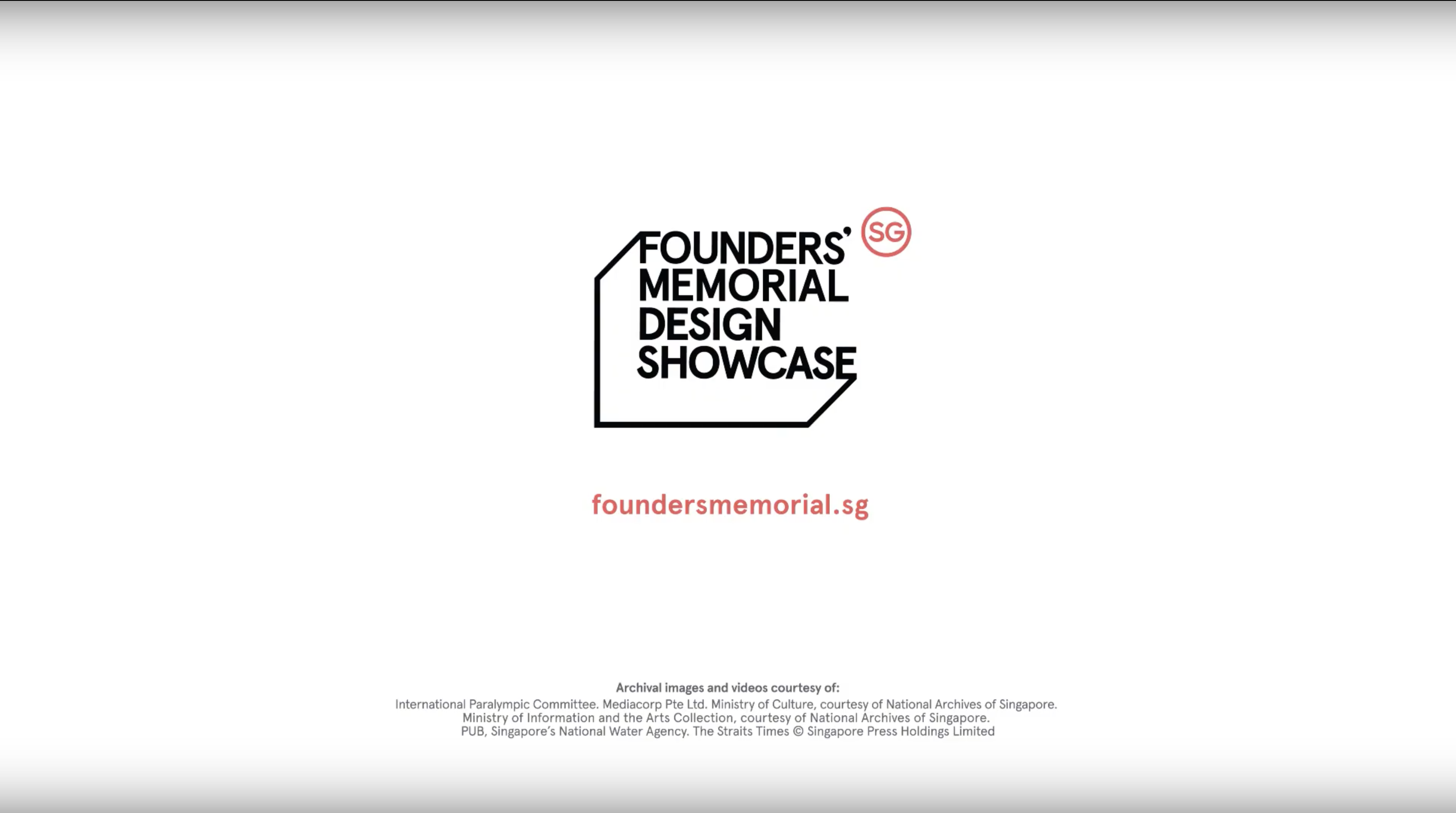Founders Memorial Design Showcase