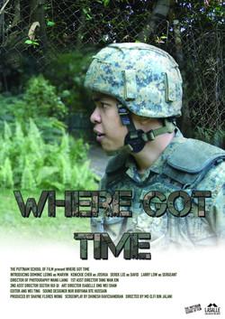 Where Got Time