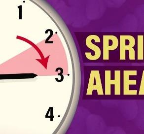Reminder to Change Clocks!