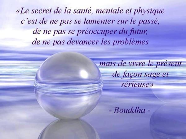 Le secret de Bouddha