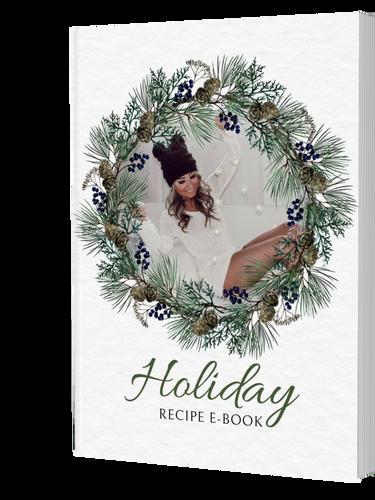 Holiday Recipe E-Book