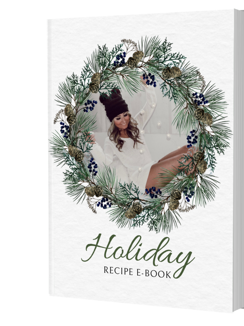 Holiday Recipe E-Book