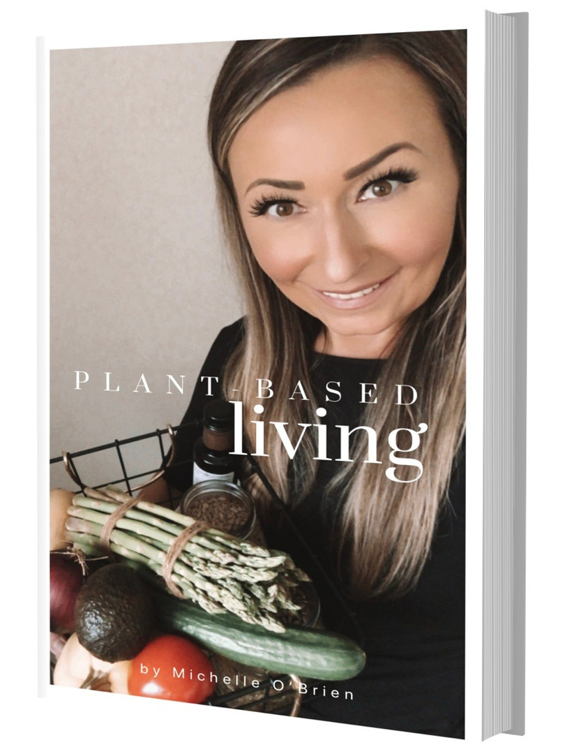 Plant-Based Living Recipe E-Book