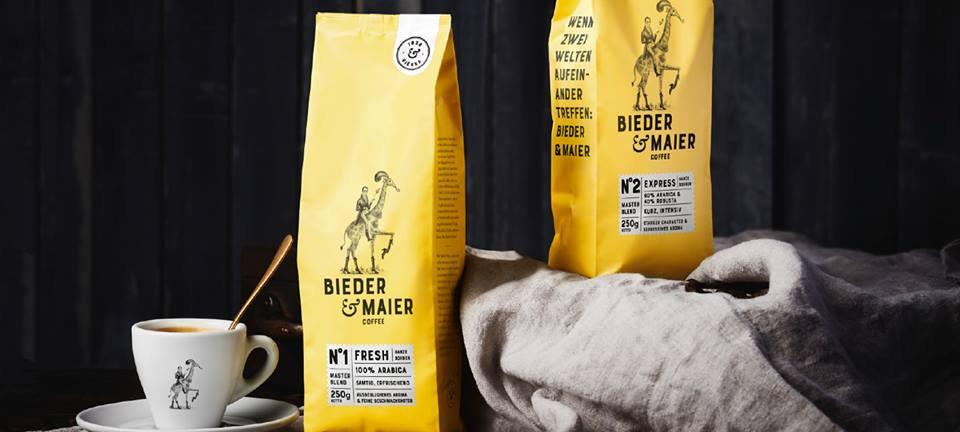 Bieder & Maier Kaffee