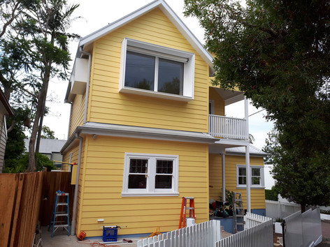 Residential Window Cleaning • Balmain, NSW
