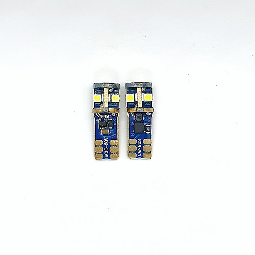 T10 W5W LED žiarovka CANBUS