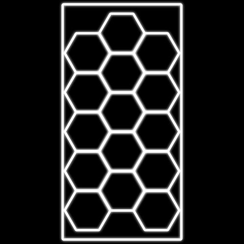 LED strop hexagon 552 Luxury LED Lights