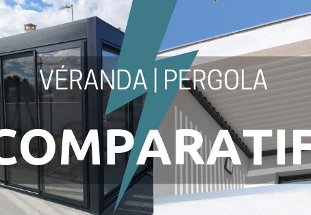 Comparatif Pergola Bioclimatique ou Véranda | Que Choisir ?