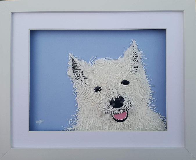Westie (West Highland Terrier)