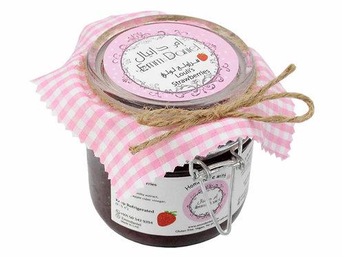 Louli's Strawberries - Jam