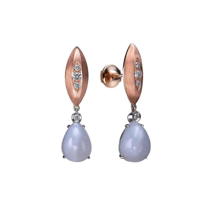 DESERT Moonstone Earrings E3031
