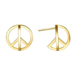 Peace Earrings E3003Y