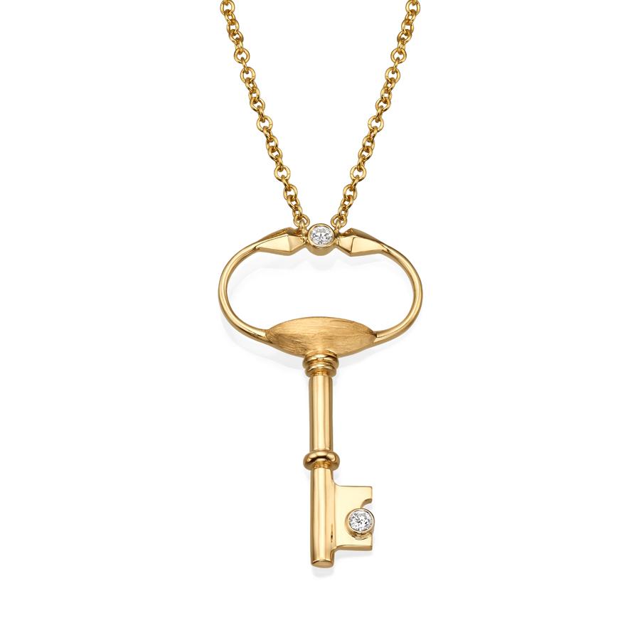 key Pendant P1016