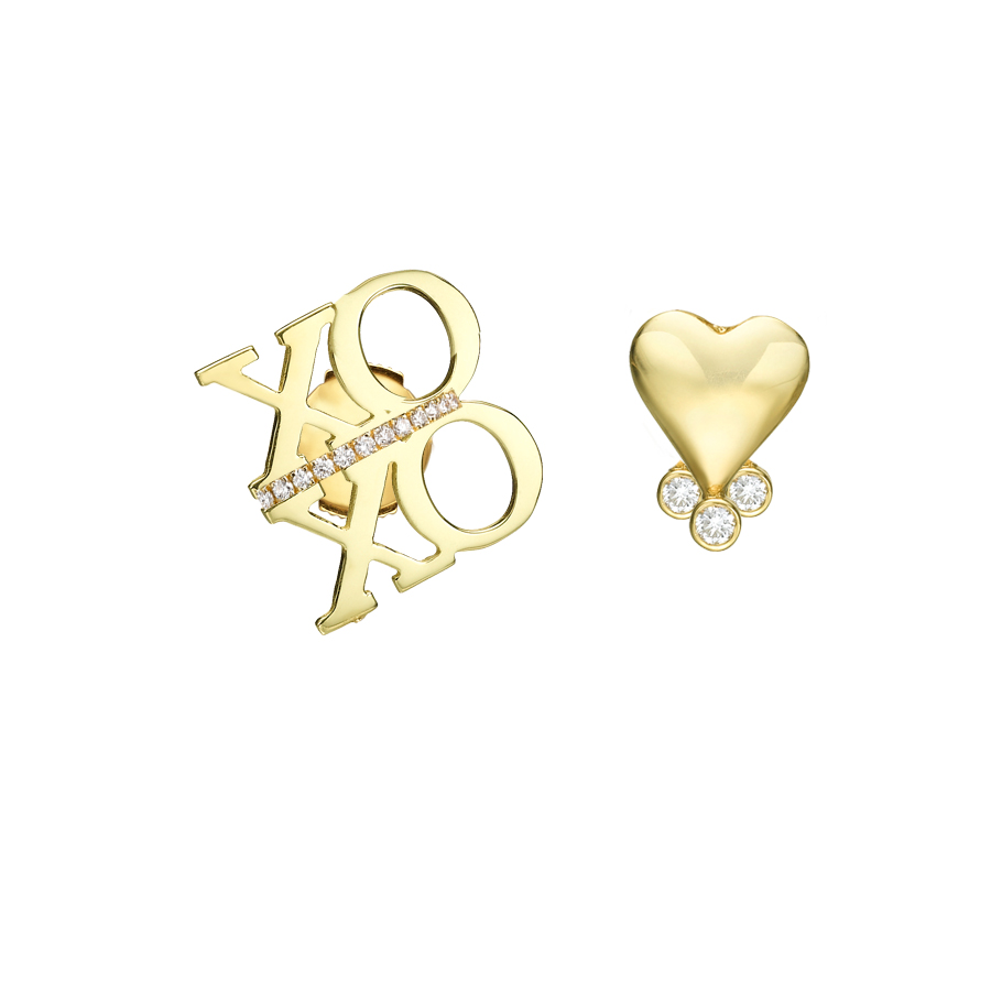 EARRINGS XO E3020Y