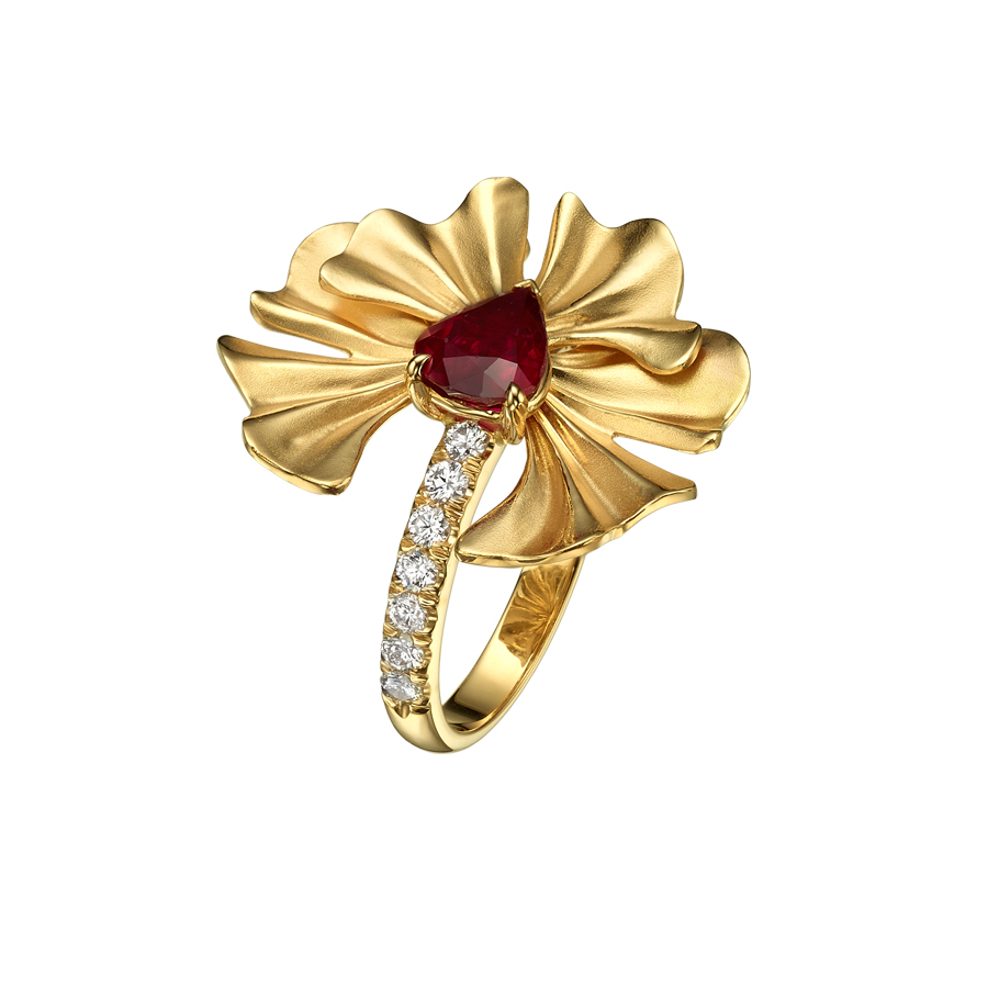 Phoenix ring R2007