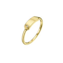 small Signet Ring R2008Y