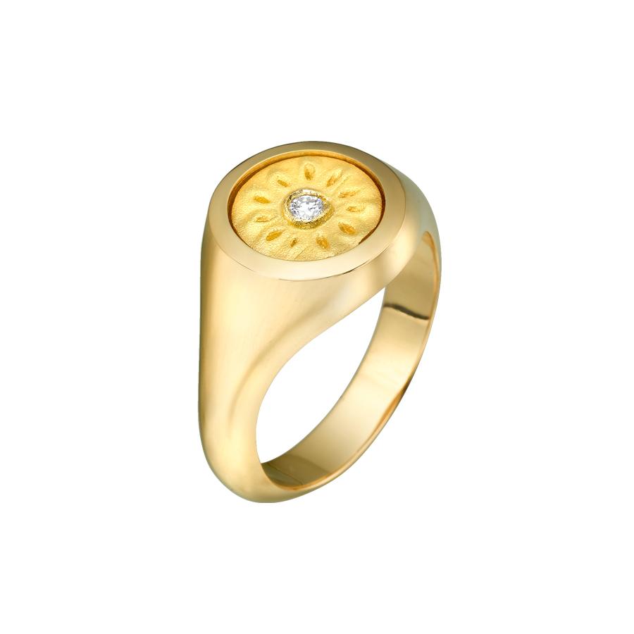 Sun Ring R2001Y