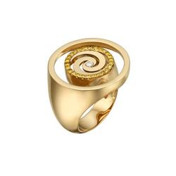 Spiral Ring R2010Y