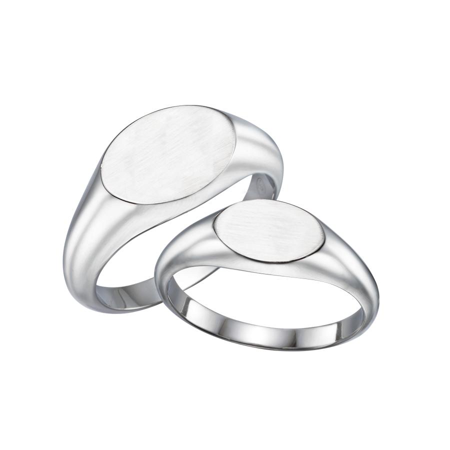 Signet Ring R2011W Signet Ring R2003
