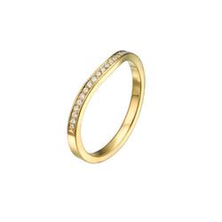 Curved Ring R2006Y