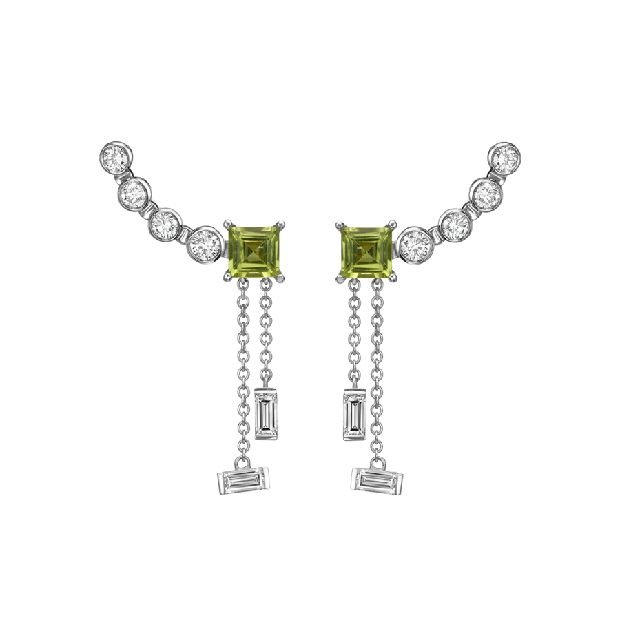 DIAMONDS Earrings E3005W