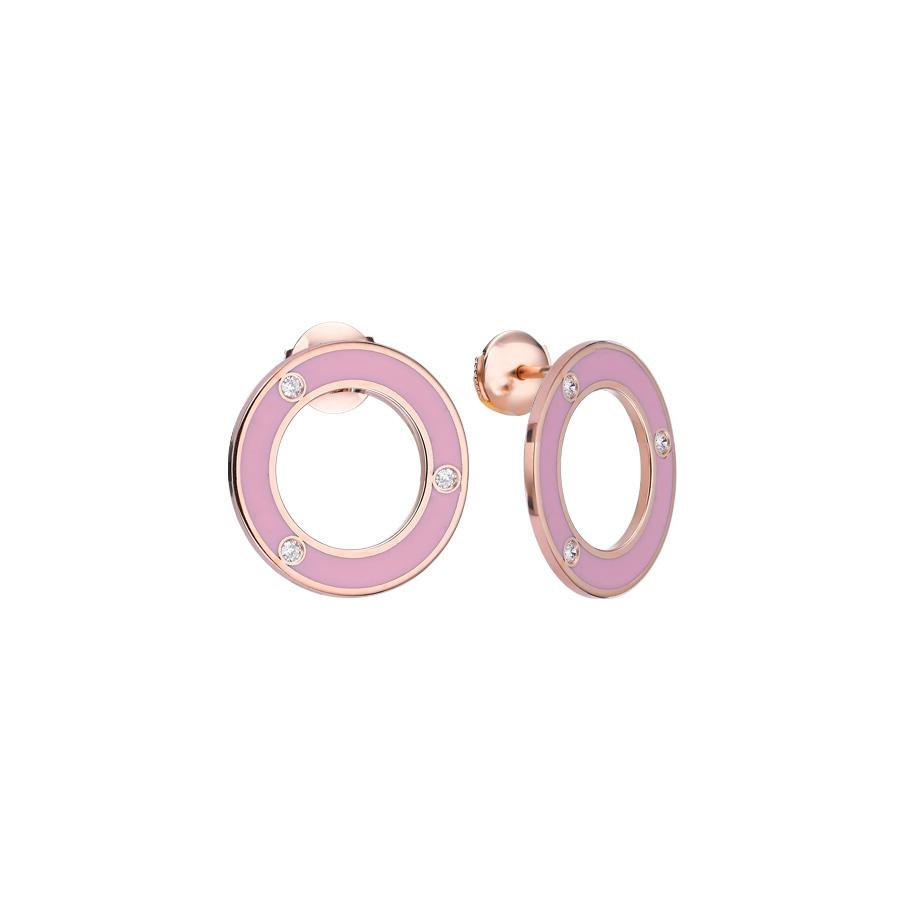 Infinity Earrings E3008