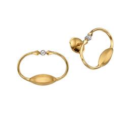 ROUND DESERT Earrings E3015