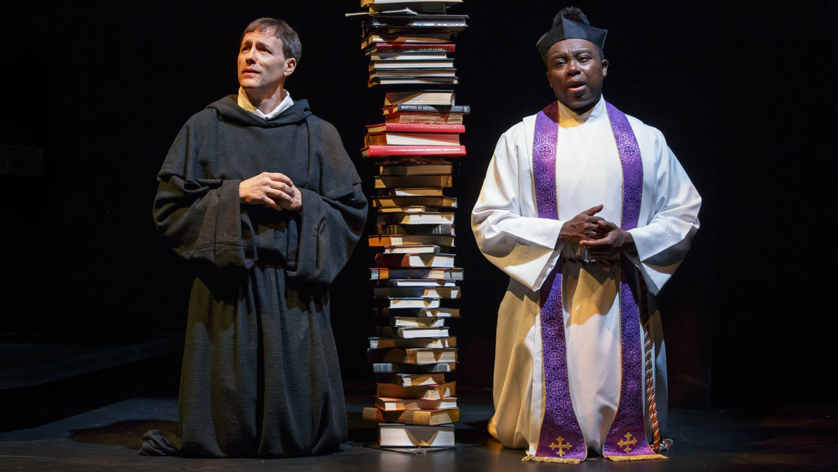Martin Luther On Trial (National Tour)