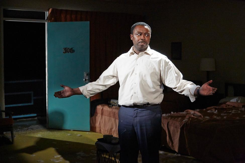 The Mountaintop (TheatreWorks Hartford)