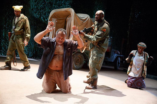 Mother Courage (Classic Stage Co.)