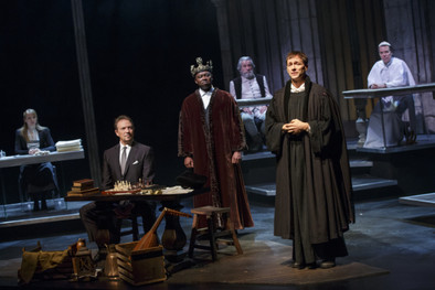 Martin Luther On Trial (Off-Broadway)